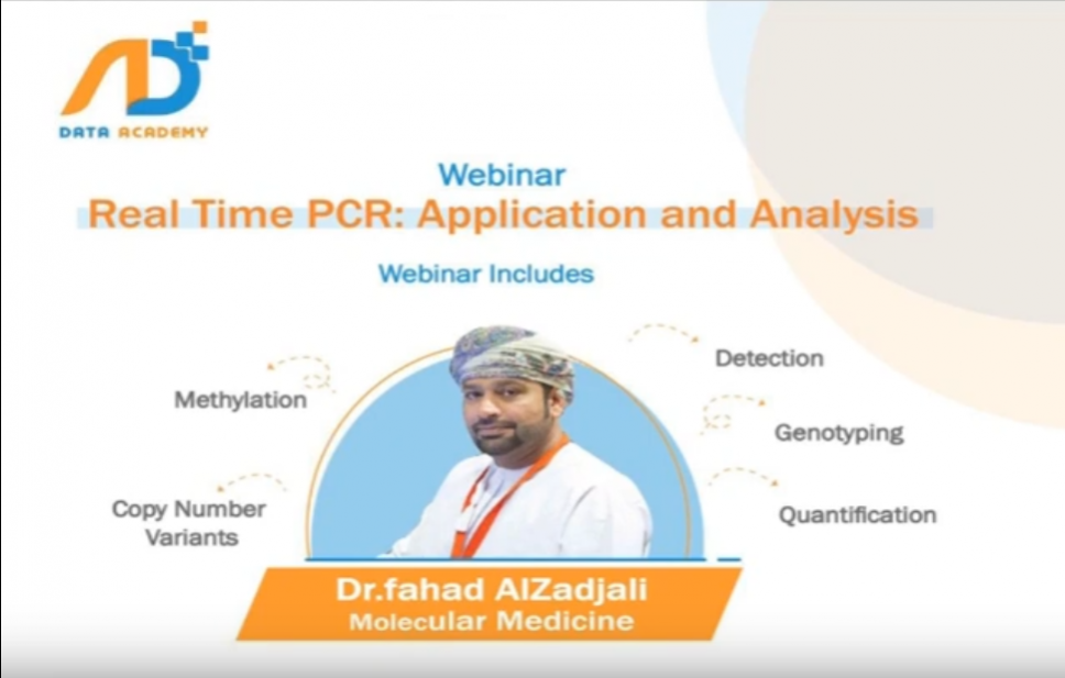 Real Time PCR: Application And Analysis